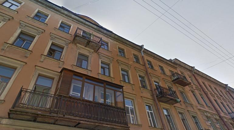 На Псковской убили судового «Адмиралтейской верфи»