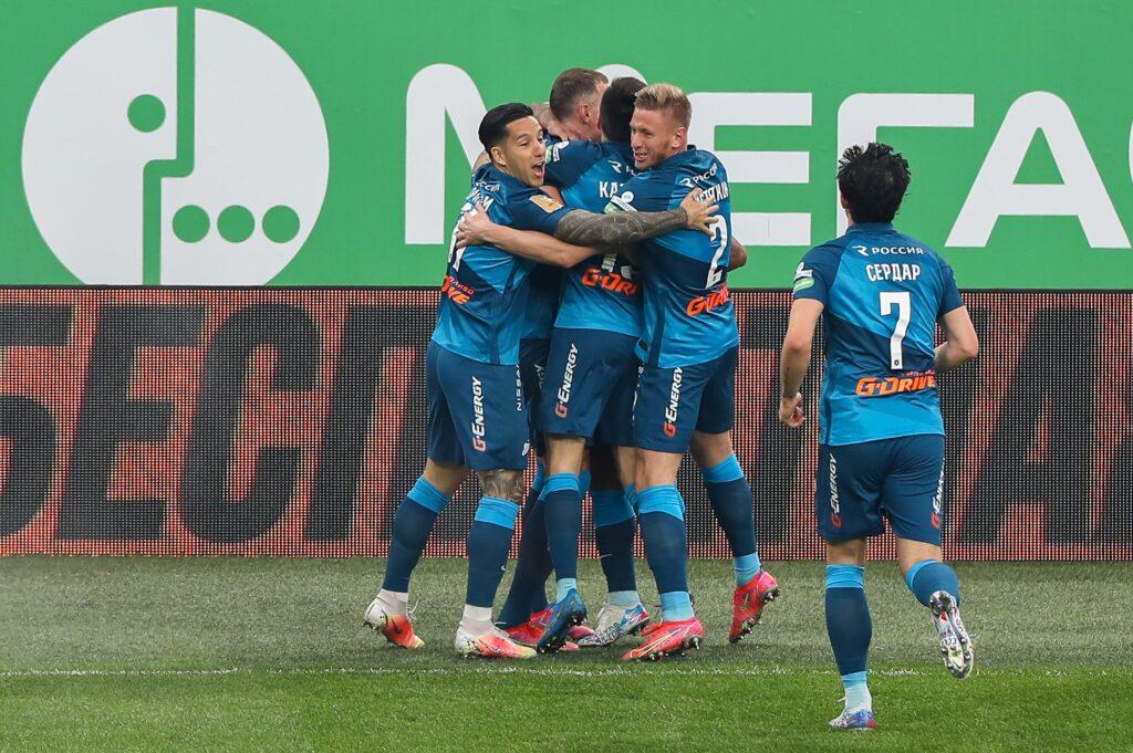 «Зенит» будет играть без Дзюбы в матче 29-го тура РПЛ с «Уфой»