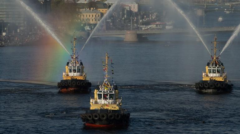 Сегодня в Петербурге стартует фестиваль ледоколов