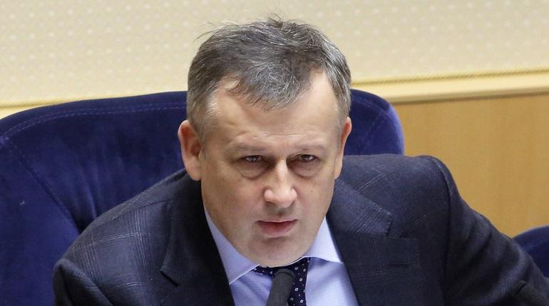 Дрозденко ответил на территориальные претензии Эстонии