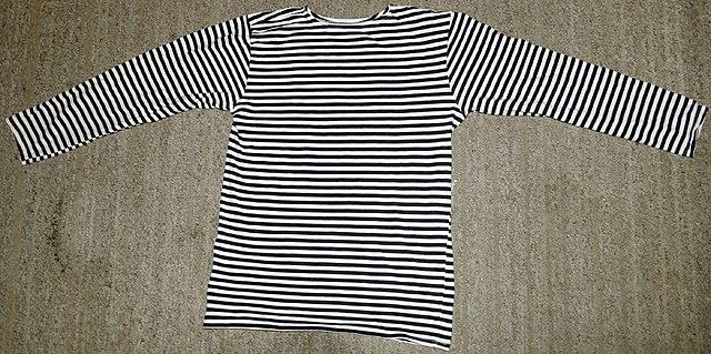 День рождения тельняшки: история любимой одежды моряков