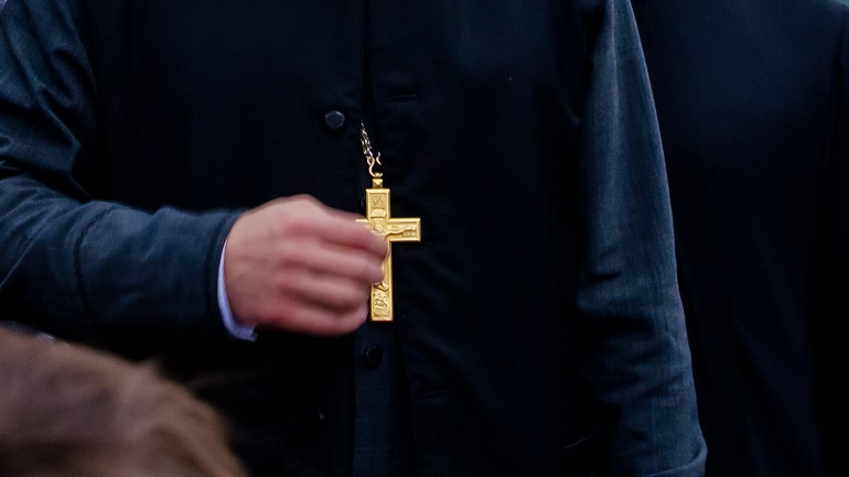 В Зеленогорске освятили храм Георгия Победоносца