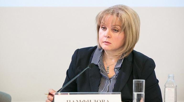 «Не достоин»: Памфилова возмутилась из-за награждения главы ГИК Петербурга