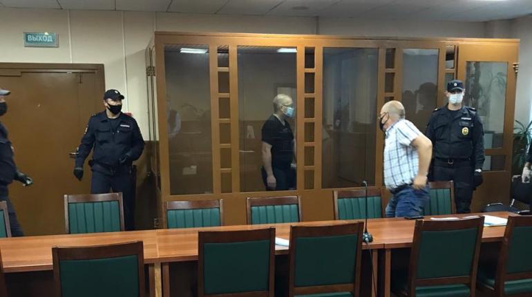 Арестован обвиняемый в убийстве и расчленении жены петербуржец