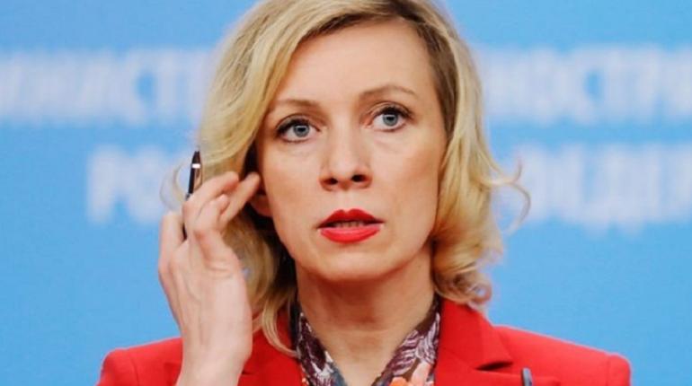 Захарова назвала массовые волнения и беспорядки в Вашингтоне внутренними делами США