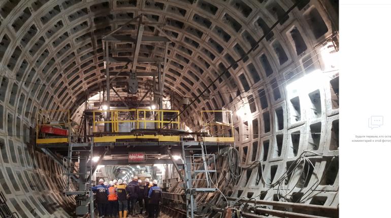 Проект строительства коричневой линии метро обсудят онлайн