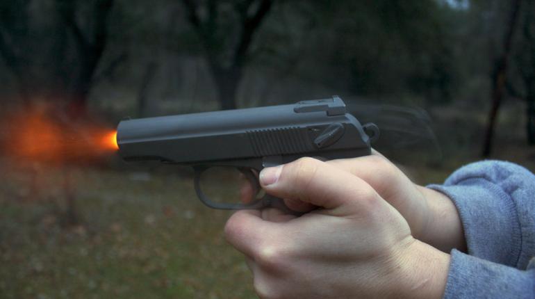 Пропавший 30 лет назад пистолет нашли после стрельбы в Петербурге