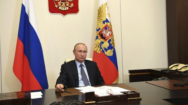 Путин проведет встречу с губернатором Ленобласти Дрозденко