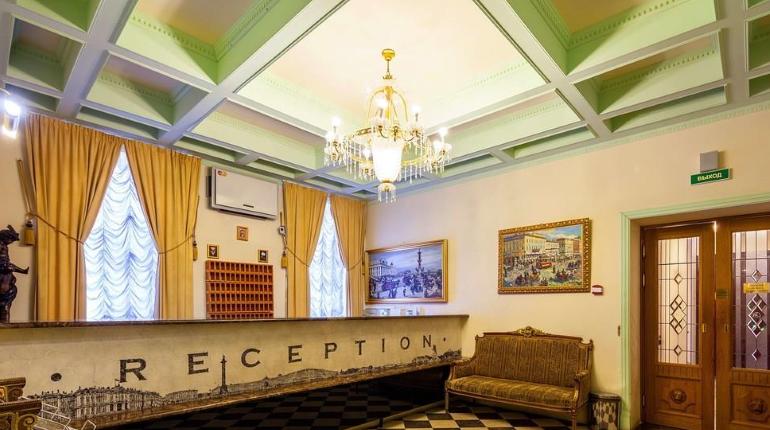 В первой половине 2021 года загрузка отелей Петербурга выросла в два раза