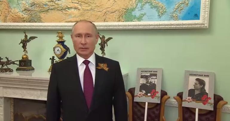 Путин раскритиковал чиновников за невыплаты медикам средств за работу с больными COVID-19