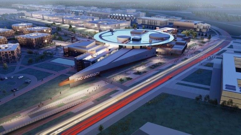 «ИТМО Хайпарк» отстроят к 2023 году