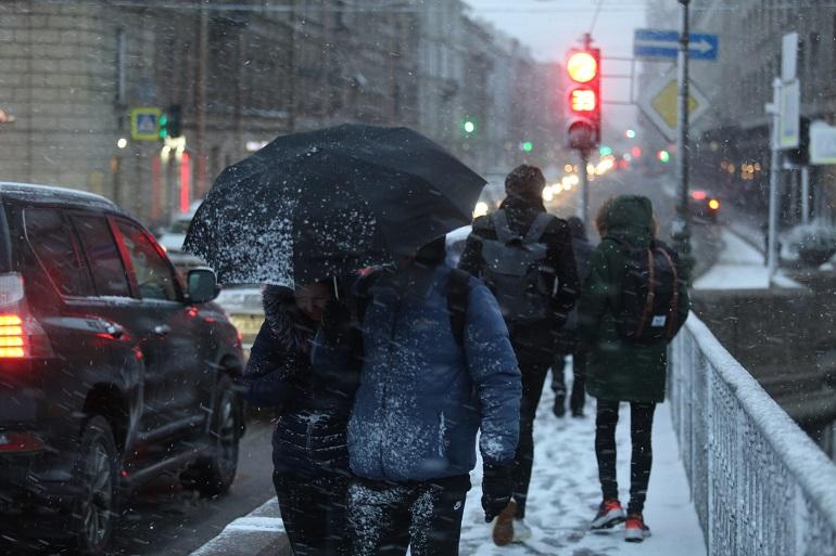 Мы пережили самую холодную ночь с начала зимы