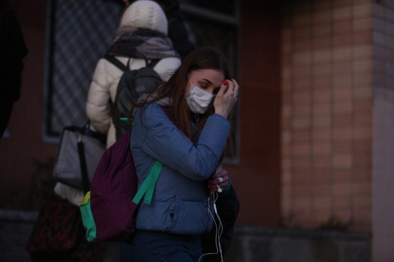 В Роспотребнадзоре рассказали о сроках спада заболеваемости коронавирусом