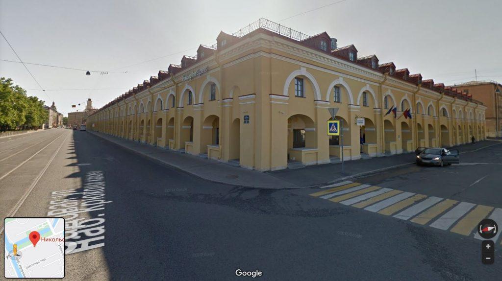 Общественное пространство в «Никольских рядах» на Садовой будет готово через 5 лет