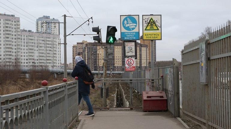 Топ-5 самых опасных пешеходных переходов Петербурга