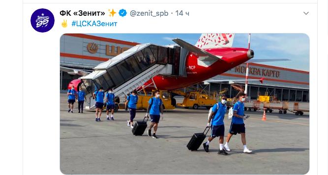 «Зенит» сразится с ЦСКА в долгожданном матче 23-го тура РПЛ