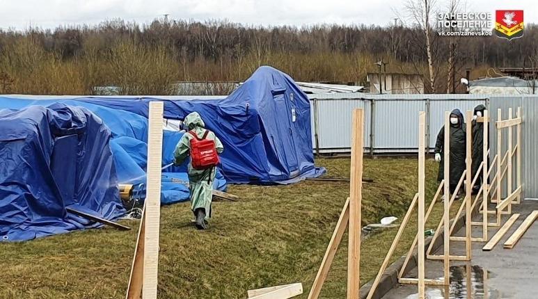 Новых зараженных Covid-19 выявили в 36 населенных пунктах Ленобласти
