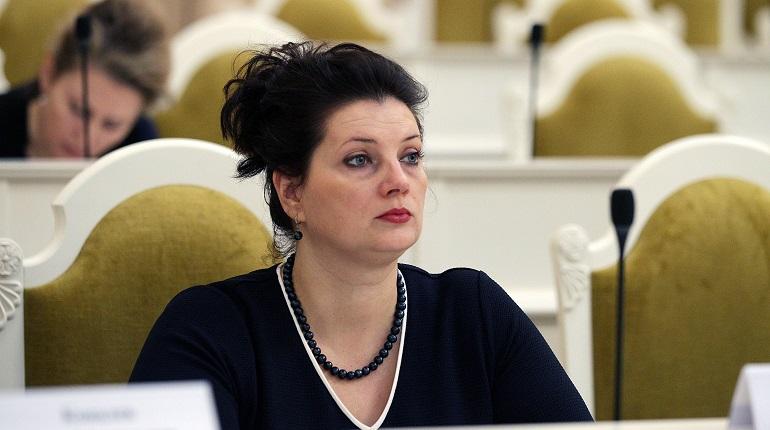 Тихонова выступила за запрет строительства на участках Минобороны в Полюстрово