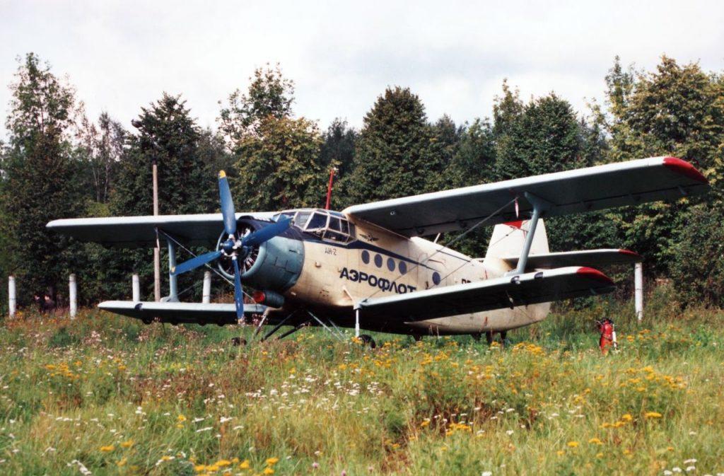 В Нижегородской области упал самолет — один человек погиб