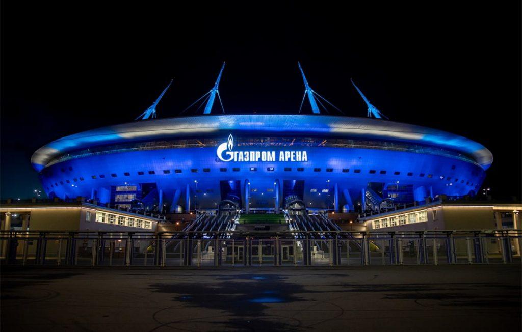 Петербуржцы могут получить пропуска на Крестовский остров во время матчей Евро-2020