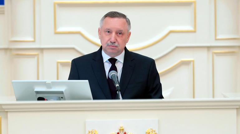 Федеральные власти дали Петербургу почти 13 млрд на строительство ВСД и других шоссе