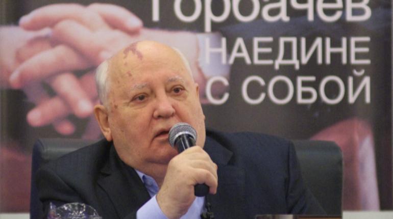 Горбачев указал на ошибку президента Белоруссии