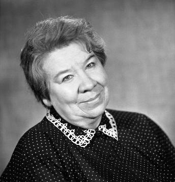На 90-м году жизни скончалась комедиантка Александринки Кира Крейлис-Петрова