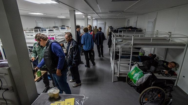 «Ночлежка» построит в Ленобласти приют для бездомных