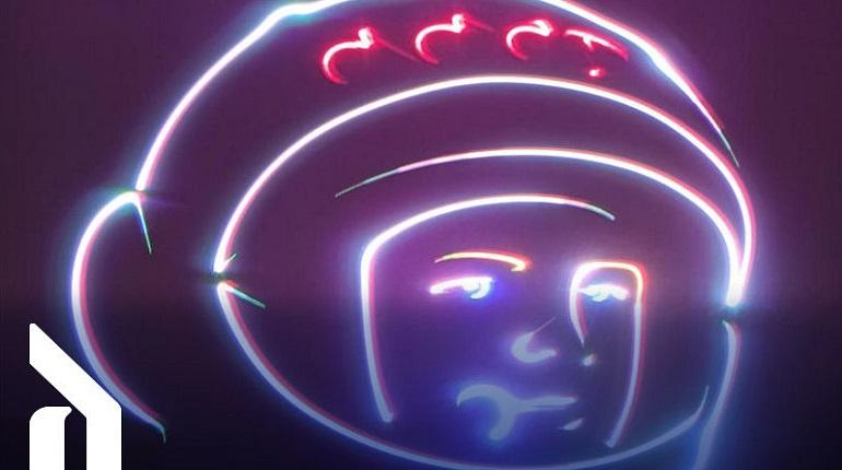 Портрет Юрия Гагарина осветит Дворцовый мост в День космонавтики