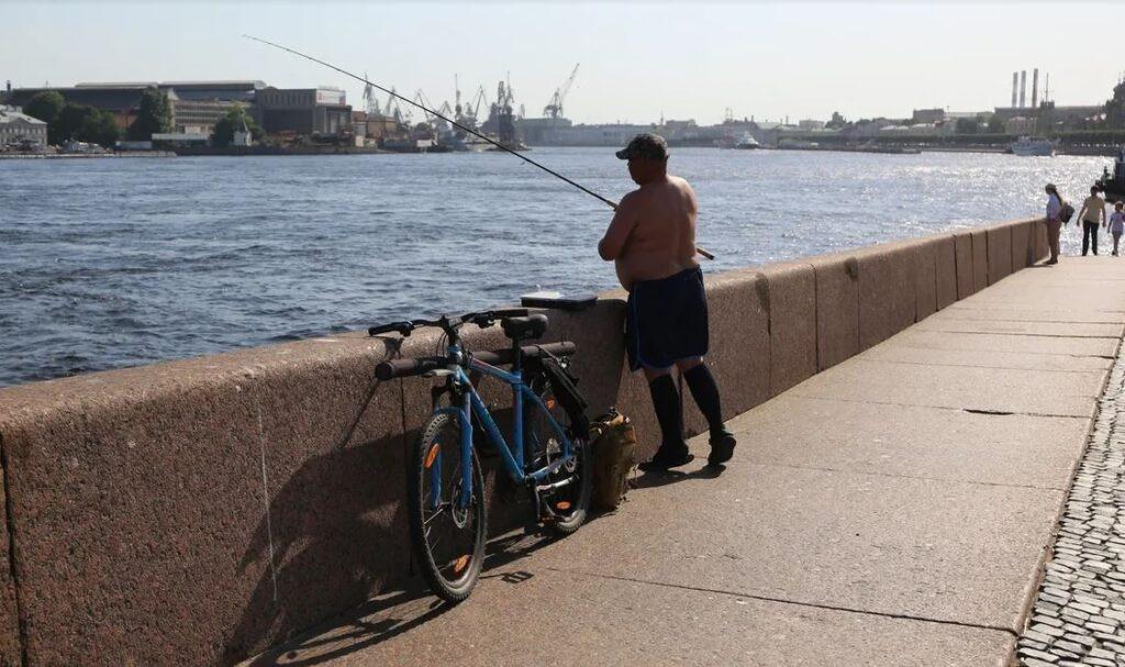 В Петербурге ожидается +32 градуса и без осадков, 63 года назад было всего +18