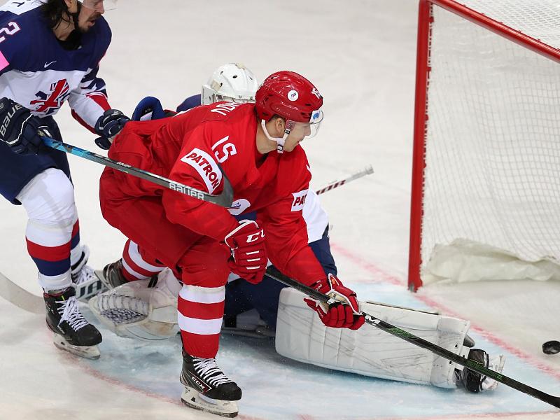Сборная России по хоккею впервые за 17 лет проиграла сборной Словакии