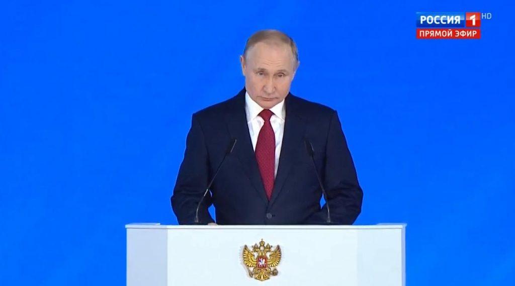 Путин проведет совещание по выполнению своего прошлогоднего послания