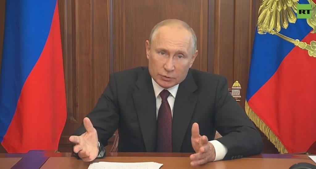 Путин объяснил рост цен на продовольственные товары в России