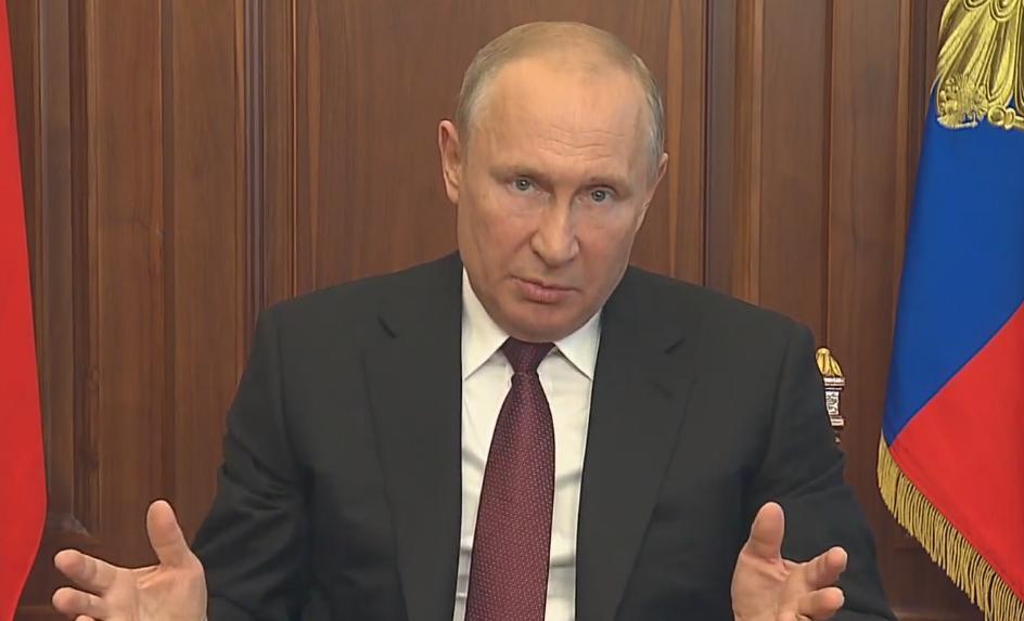 Путин: нет оснований говорить о намеренном вбросе коронавируса