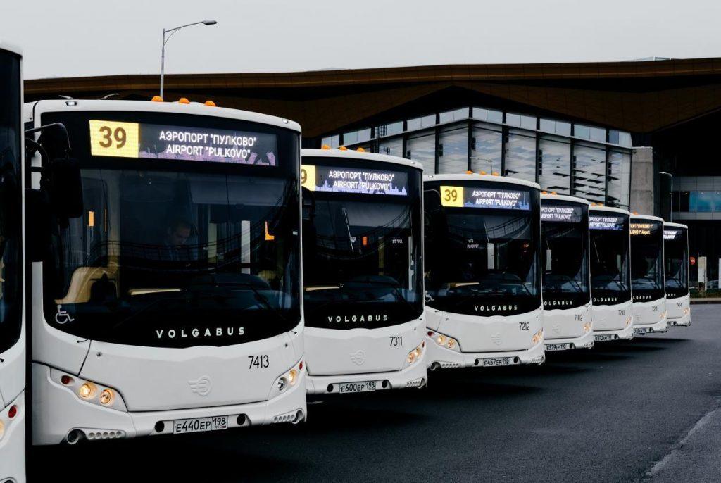 К билетику на автобус в Петербурге добавят фискальные чеки