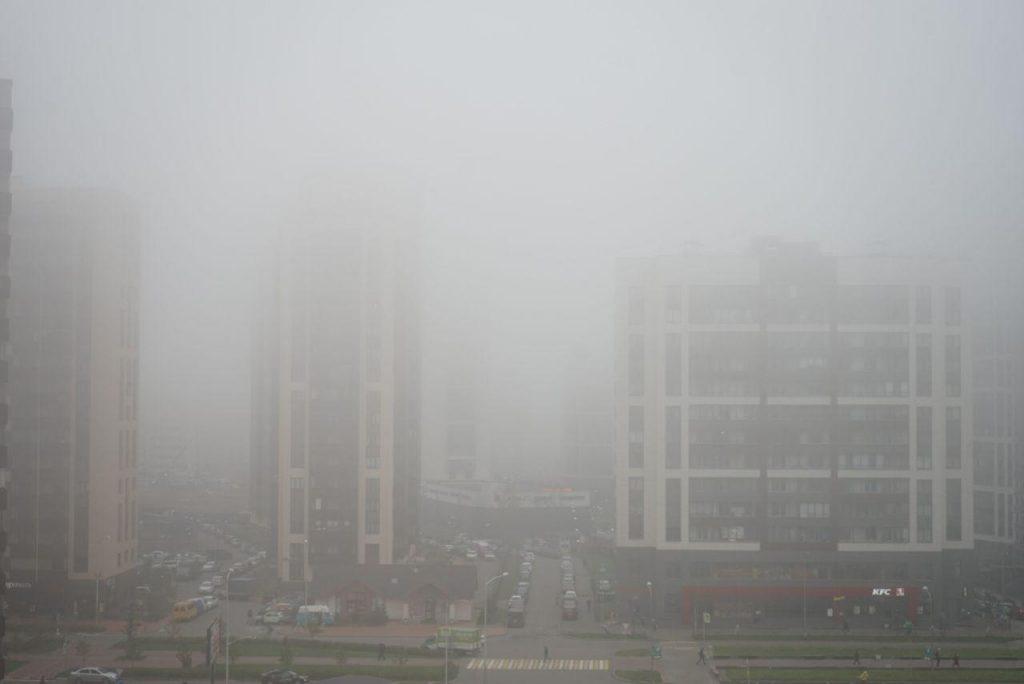 Ленобласть окутает туман