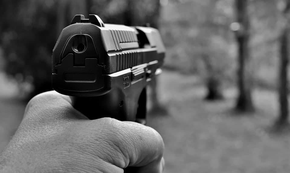 В Выборге задержали пожилого мужчину, предположительно стрелявшего в другого