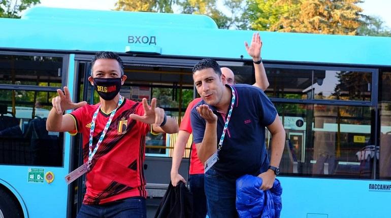 Матчи Евро-2020 в Петербурге посетили 132,8 тысяч человек