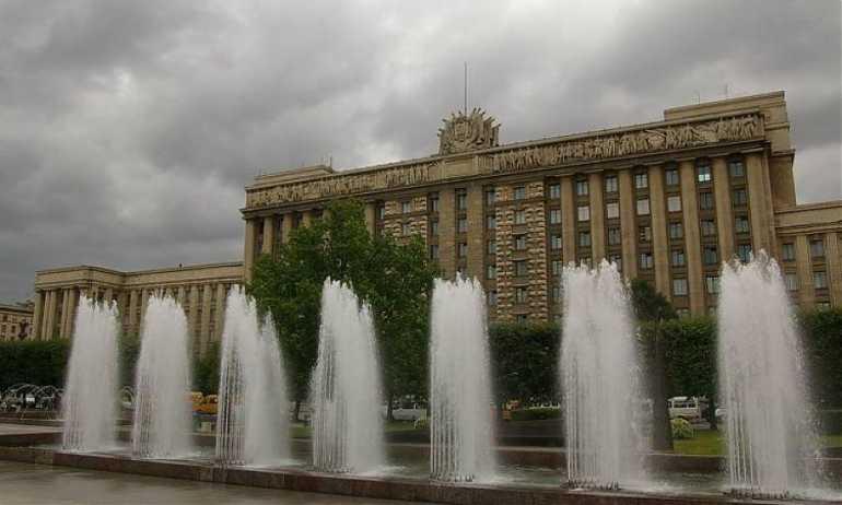 Петербургские фонтаны застрахуют на 1,5 млрд рублей