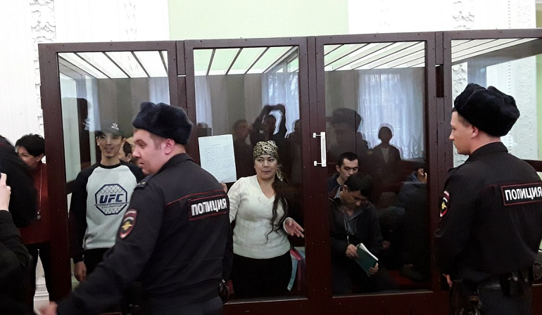 Суд принял иски о «страданиях» фигурантов дела о теракте в метро Петербурга