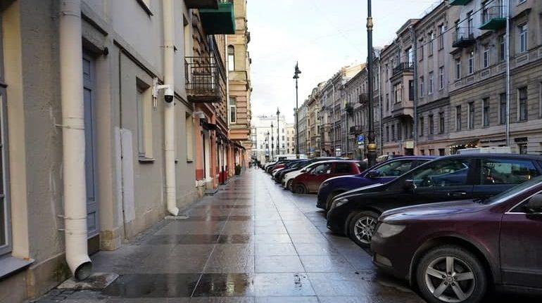 Улицу Рубинштейна проконтролируют 18 дополнительных камер