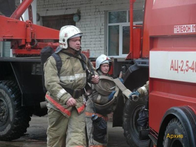 Противопожарной службе Петербурга — 15 лет