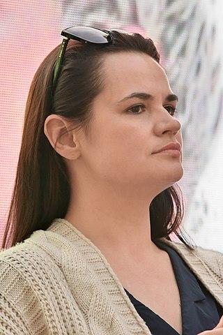 Тихановская обратилась к народу и рассказала о своей слабости