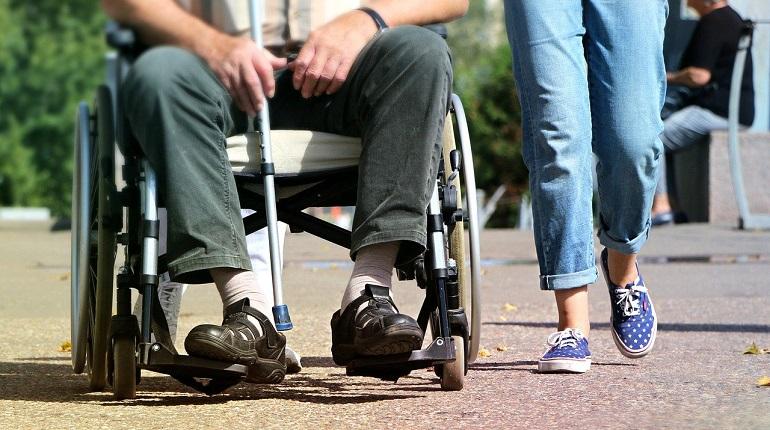 В Бестужевском сквере обустроят общественное пространство для инвалидов