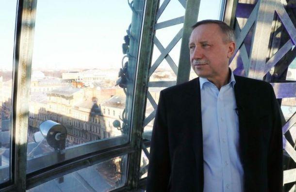 Беглов решил лично отслеживать работу комитета по внешним связям