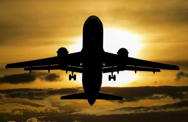 Вывозной рейс с Индонезии прибыл в Санкт-Петербург
