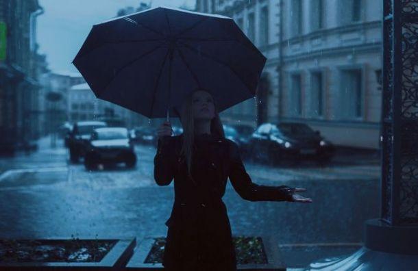 Ливни не покинут Санкт-Петербург 19 июля