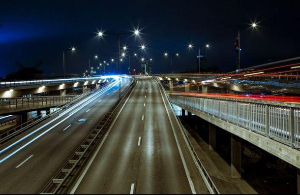 По новому участку скоростной трассы М-11 пустили автомобили