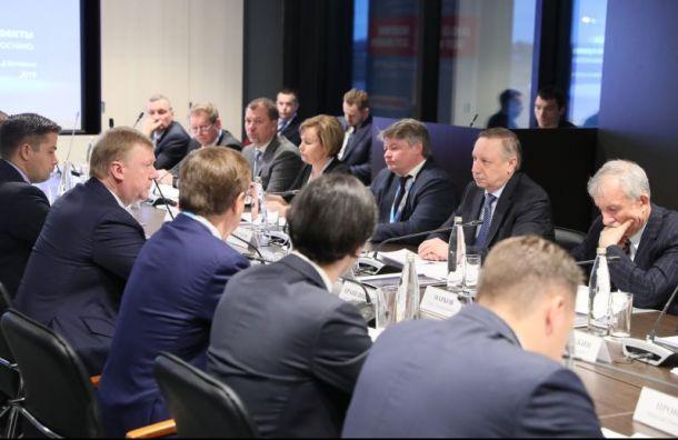 «Роснано» может инвестировать в Санкт-Петербург до 10 млрд руб.