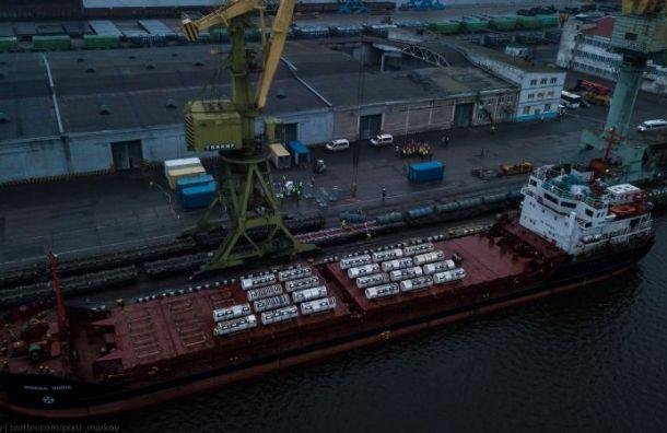 «Урановые хвосты» начали перегружать после отъезда Путина